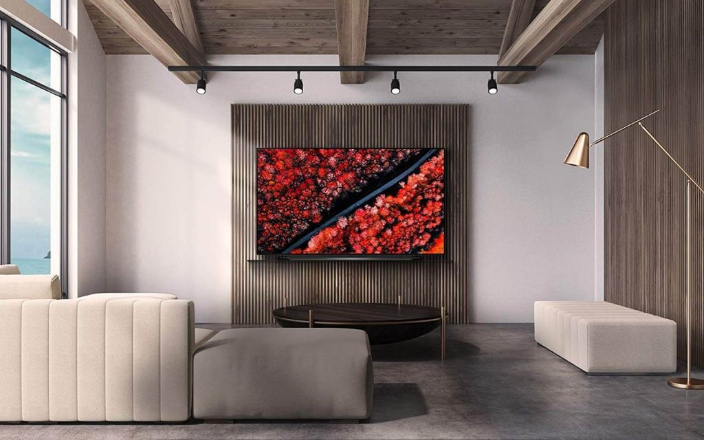 "LG OLED55C9PUA C9 Series 55"" 4K Ultra HD Smart OLED TV"