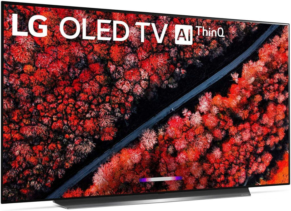 "LG OLED65C9PUA C9 Series 65"" 4K Ultra HD Smart OLED TV"