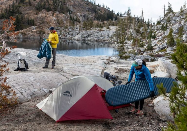 Best Ultralight Backpacking Sleeping Pads