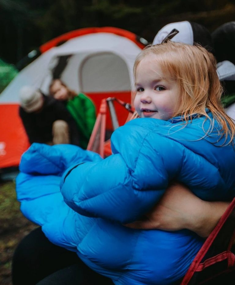 How to Choose the Best Sleeping Bag for Kids