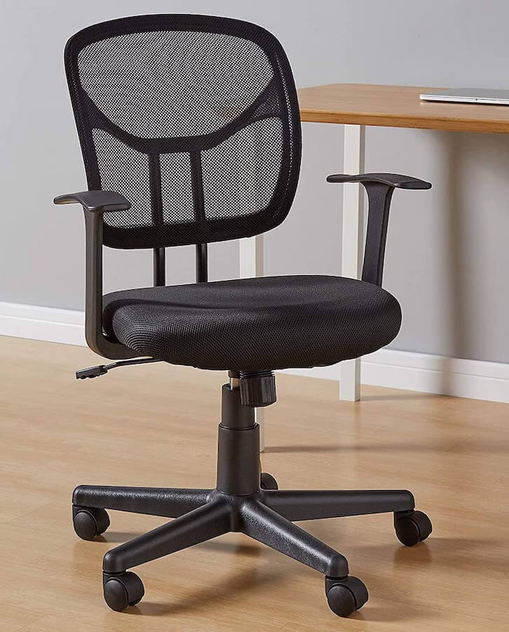 Amazon Basics Mid-Back Office Chair Reviews